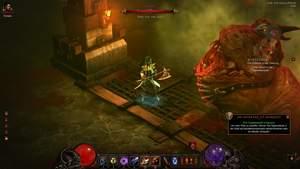 Diablo 3 - Komplettlösung : Ghom - Herr der Voellerei