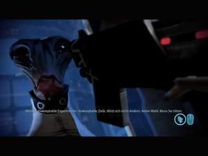 Mass Effect 2 : Sie können Maelons Leben retten, wenn Sie denn wollen.
