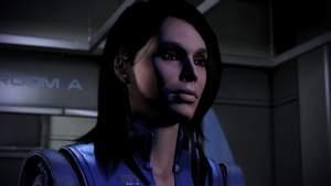 Mass Effect 3 : Auch auf Ashley Williams respektive Kaidan Alenko (je nach Vorkommnissen in Mass Effect 1) treffen wir bereits im Prolog.