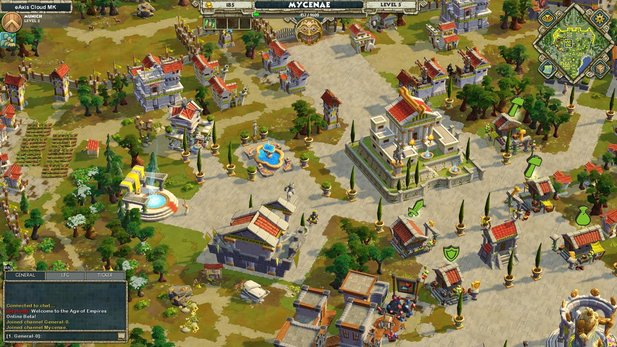 Age of Empires Online befindet sich aktuell in der Beta-Phase.