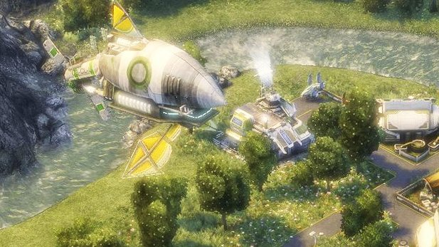 Anno 2070 erschien am 17. November 2011.
