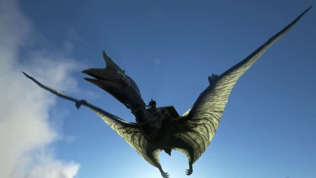 Ark: Survival Evolved - Spotlight-Video stellt Quetzalcoatlus vor