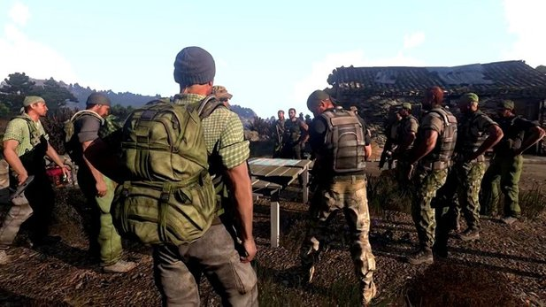 ARMA 3 - Launch-Trailer der Story-Episode »Adapt«