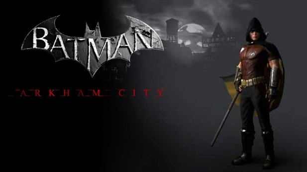 Arkham City-Robin