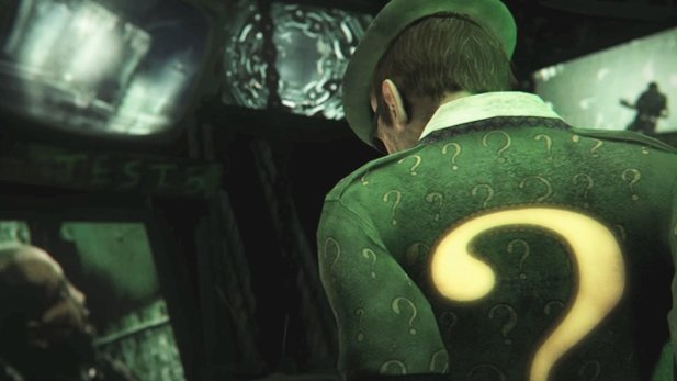 Exklusiver Riddler-Trailer zu Batman: Arkham City