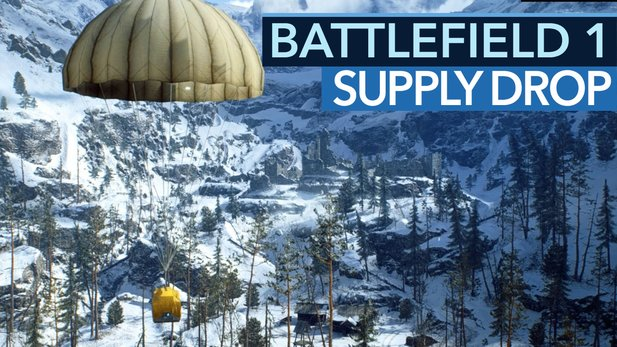 Battlefield 1: In the Name of the Tsar - Supply Drop: 10 Minuten Gameplay im Versorgungsabwurf-Modus