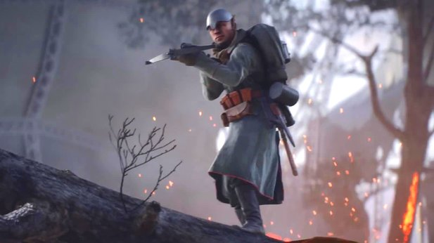 Battlefield 1 - Gameplay-Trailer zur neuen Map Giant's Shadow