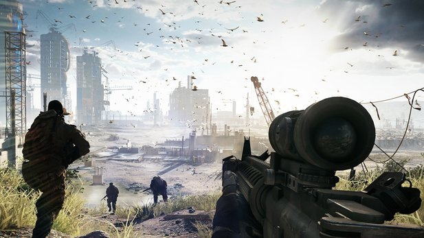 Battlefield 4 - Erstes Gameplay-Video aus der Kampagne