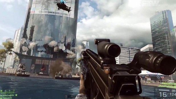 Battlefield 4 - FTW-Interview mit Details zur Beta-Phase
