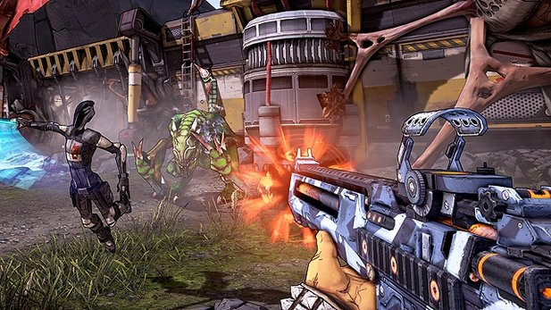 Borderlands 2 - Preview-Video