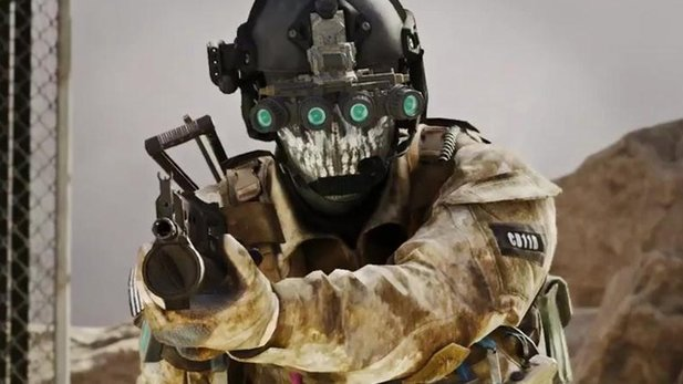 Call of Duty: Ghosts - Ingame-Trailer zeigt neue DLC-Skins