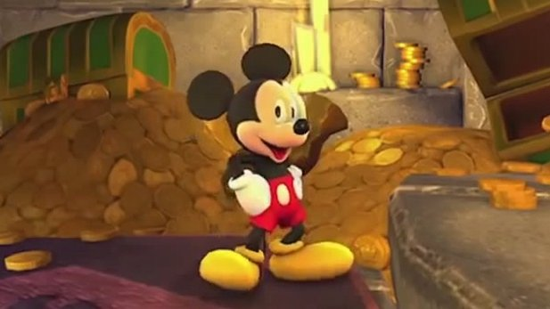 Castle of Illusion - Launch-Trailer: Mickey Mouse hüpft wieder