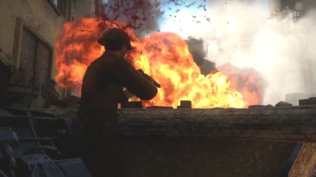 Day of Infamy - Gameplay-Szenen im Launch-Trailer zum Dunkirk-Update