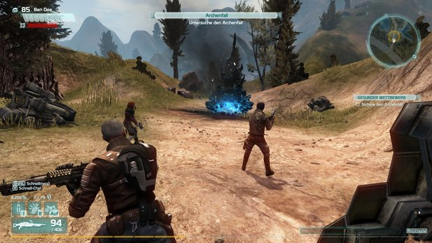 Trion Worlds jagt Cheater und Hacker in Defiance.
