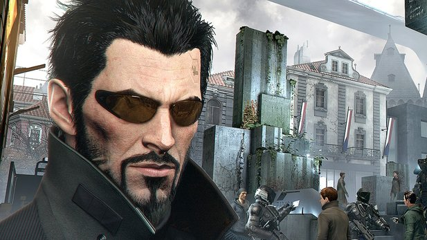 Deus Ex: Mankind Divided - Launch-Trailer