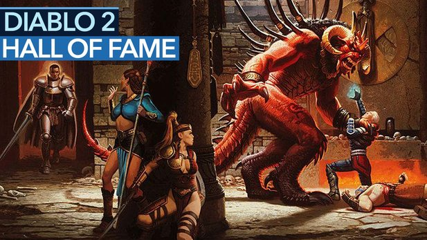 Diablo 2 - Hall-of-Fame-Video