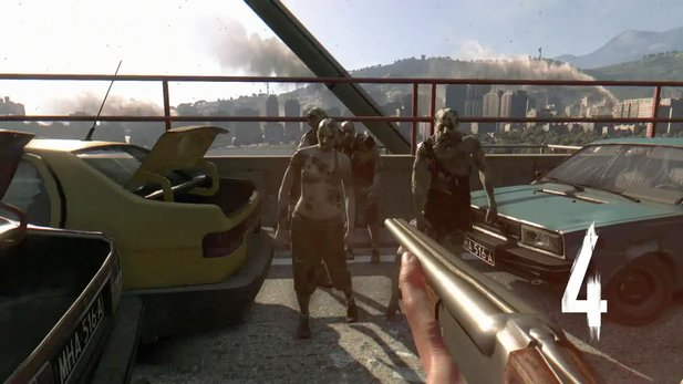 Dying Light - Blutiger Gameplay-Trailer: 60 Kills
