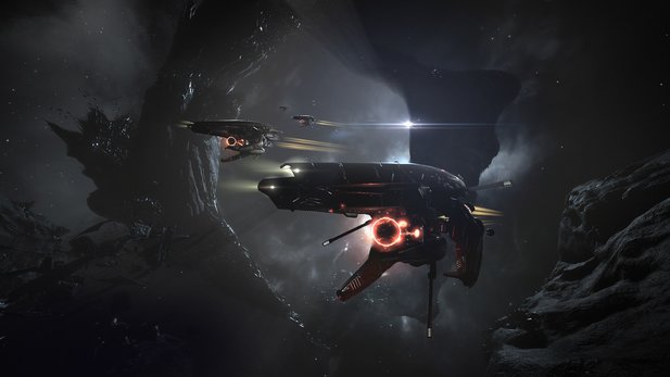 Eve Online: The Storm - Trailer presents the PvP and co-op features of the new expansion