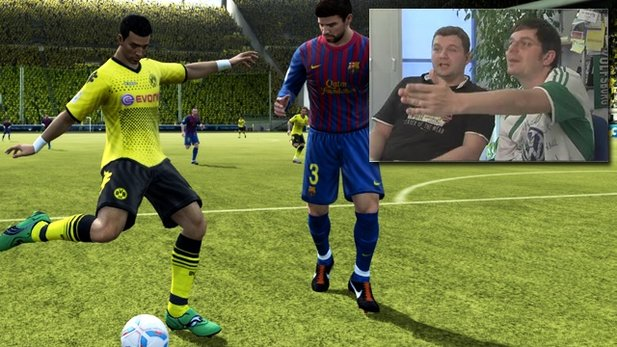 Multiplayer-Video von FIFA 12