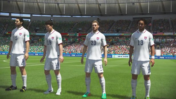 FIFA 14 - Feature-Trailer zum World-Cup-Update