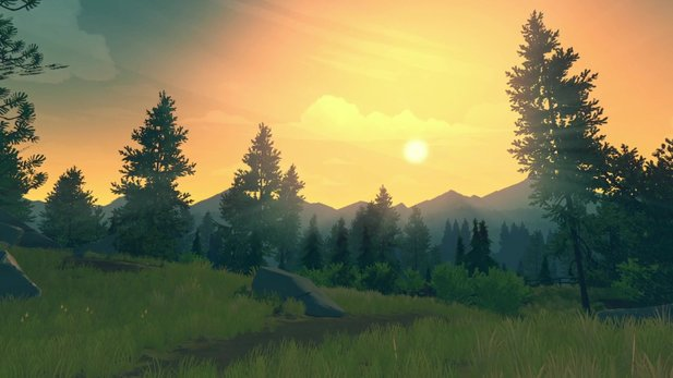 Firewatch - Teaser-Trailer zeigt Locations