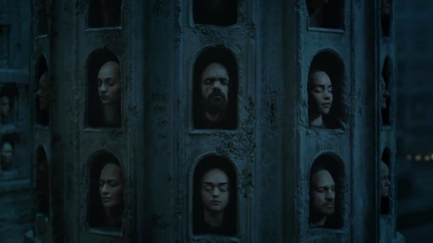 Game of Thrones - Serien-Trailer zu Staffel 6: Hall of Faces