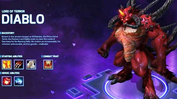 Heroes of the Storm - Walkthrough stellt alle Features der Alpha vor
