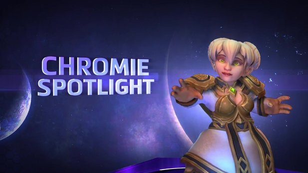 Heroes of the Storm - Spotlight-Video zu Chromie