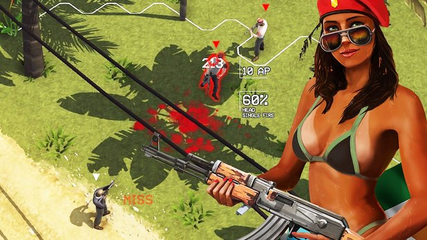 Full Control hat ein Early-Access-Update für Jagged Alliance: Flashback veröffentlicht.