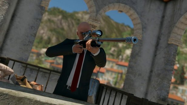 Hitman - »Welcome to Sapienza«-Trailer zeigt den Hitman in Urlaubsstimmung