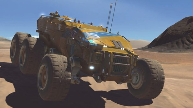 Homeworld: Deserts of Kharak - Ankündigungs-Trailer mit Gameplay-Szenen
