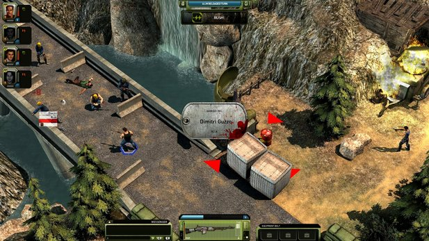 Der Patch 1.11 für Jagged Alliance: Back in Action ist da.