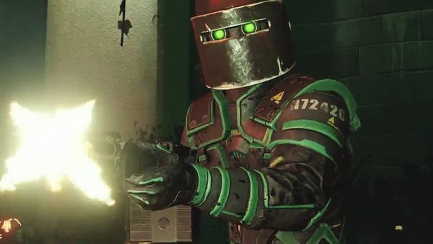 Killing Floor 2 - Gameplay-Trailer stellt kostenlosen DLC »The Descent Content Pack« vor