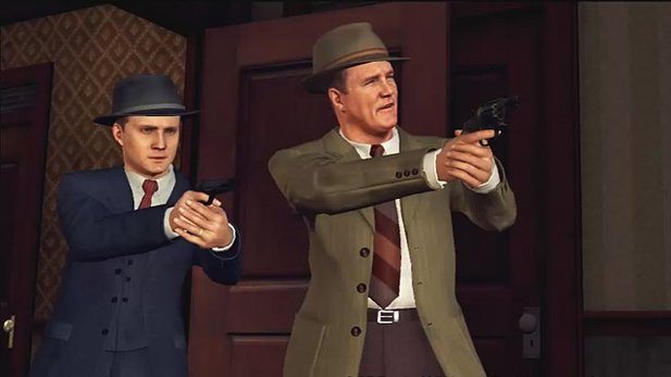 L.A. Noire Test-Video