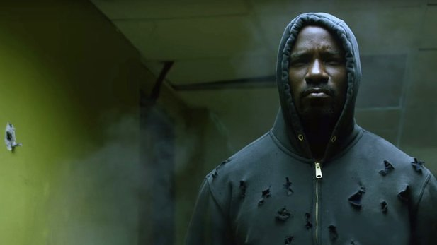 Marvel's Luke Cage - Serien-Trailer: Kugelsicherer Held am Start