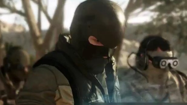 Metal Gear Online - Gameplay-Trailer mit Entwickler-Kommentar