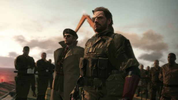Zusammen mit Metal Gear Solid 5: The Phantom Pain startet im September 2015 auch Metal Gear Online.