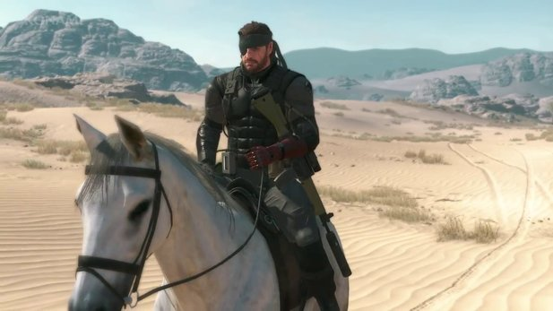Metal Gear Solid 5: The Phantom Pain - Alternative Gameplay-Demo zur E3