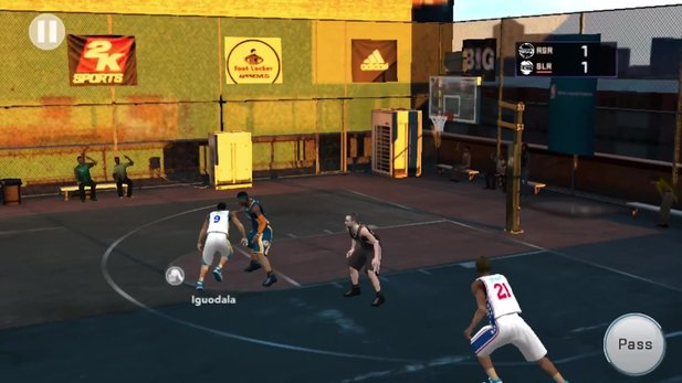 NBA 2K16 - Trailer zur Mobile-Version