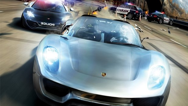 Need for Speed: Hot Pursuit - Test-Video