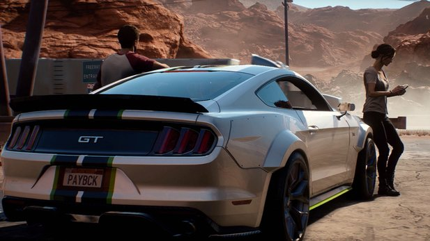 Need for Speed: Payback benötigt keine High-End-Hardware.