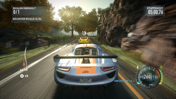 Ein PC-Patch für Need for Speed: The Run ist in Arbeit.