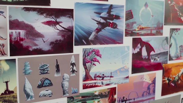No Man's Sky - Entwickler-Video: So entstand die Optik