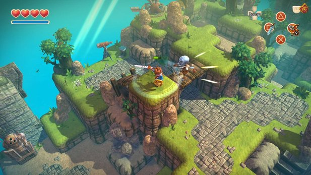 Oceanhorn: Monster of Uncharted Seas hat es auf eine Million verkaufte Exemplare gebracht.