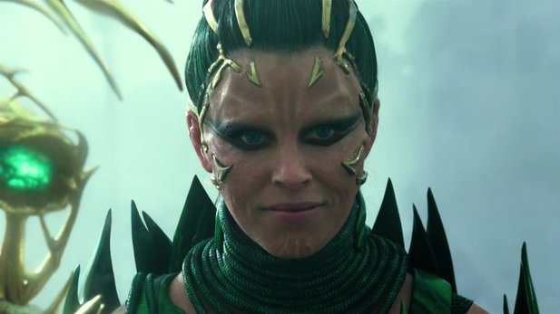Power Rangers - Trailer: Neue Superhelden gegen Widersacherin Rita Repulsa und Goldar
