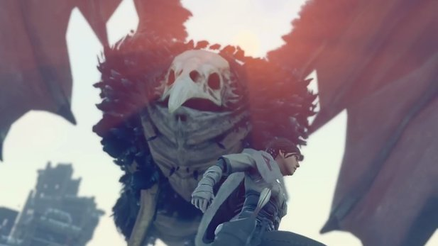 Prey for the Gods - Kickstarter-Trailer zum Shadow of the Colossus für PC