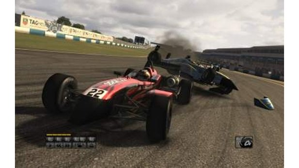 Race Driver: GRID - Test-Video: Die Rennklassen