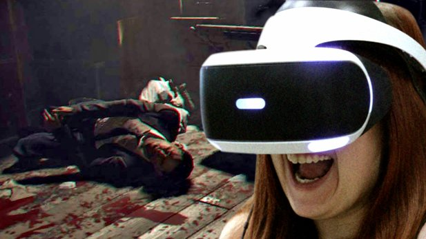 Resident Evil 7 - Video-Experiment: So sehr schockt die Kitchen-VR-Demo