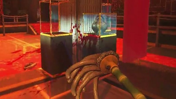 Shadow Warrior: Viscera Cleanup Detail - Gameplay-Trailer zum Putz-Minispiel