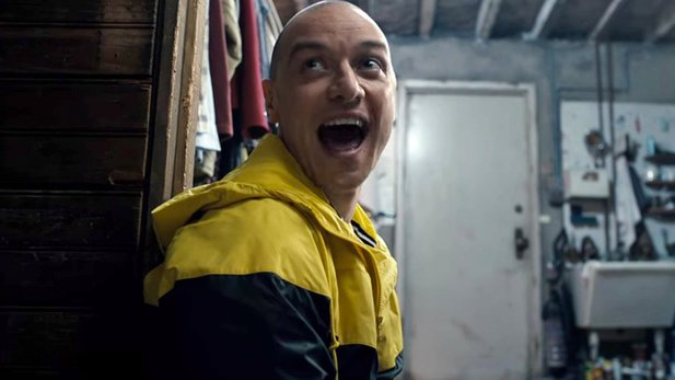 Split - Horror-Trailer: James McAvoy ist irre